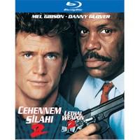 Lethal Weapon 2 (Cehennem Silahı 2) (Blu-Ray Disc)