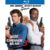 Lethal Weapon 3 (Cehennem Silahı 3) (Blu-Ray Disc)