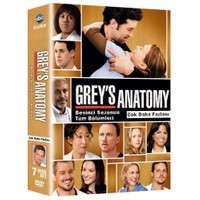 Greys Anatomy Season 5 (7 Disc)