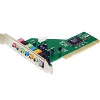 LogiLink PC0043A Optik Çıkışlı 8 Kanal PCI Ses Kartı
