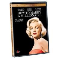 How To Marry A Millionaire (Milyoner Avcıları) ( DVD )