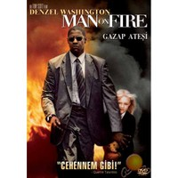 Man Of Fire (Gazap Ateşi) ( DVD )