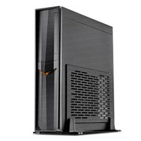 SilverStone Raven RVZ02B 350W 80+ Bronze 2x USB3.0, Mini-ITX/HTPC Kasası (SST-RVZ02B-350)