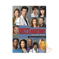 Grey's Anatomy Season 3 (Grey's Anatomy Sezon 3)