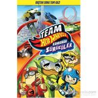 Team Hot Wheels: The Origin of Awesome! (Hot Wheels Takımı: Kahraman Sürücüler) (DVD)