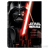 Star Wars IV-VI Box Set (3 Disc DVD)
