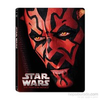 Star Wars Ep. I The Phantom Menace Limited Edition Steel Book ( Blu-Ray Disc)