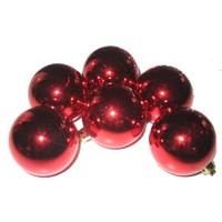 Puzmo 6 lı Kırmızı Renk Cici Top