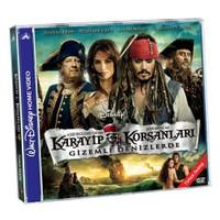 Karayip Korsanları Gizemli Denizlerde (Pirates Of The Caribbean On Stranger Tides)