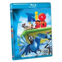 Rio (3D Blu-Ray Disc)