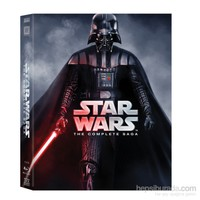 Star Wars The Complete Saga (9 Disc Blu-Ray)