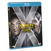 X-Men: First Class (X-Men: Birinci Sınıf) (Blu-Ray Disc)