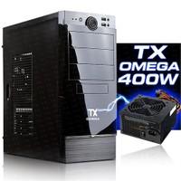 TX Omega 400W Mid Tower ATX Kasa (TXCHOMEGA400)