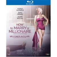 How To Marry A Millionaire (Milyoner Avcilari) (Blu-Ray Disc)