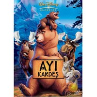 Brother Bear (Ayı Kardeş) ( DVD )