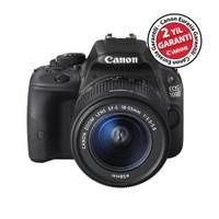 Canon Eos 100D 18-55 mm DC Profesyonel Fotoğraf Makinesi