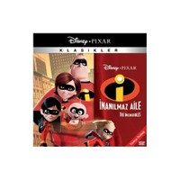 İnanılmaz Aile (The Incredibles) ( VCD )