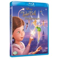 Tinker Bell And The Great Fairy Rescue (Tinker Bell ve Peri Kurtaran) (Blu-Ray Disc)