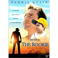 The Rookie (Çaylak) (Disney) ( DVD )