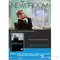 The Newsroom Season 1(Newsroom Sezon 1) (DVD) (4 Disc) (Özel Kutu)