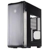 SilverStone Fortress FT04 Pencereli Tower ATX Kasa (SST-FT04B-W)
