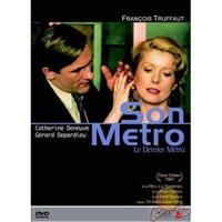 Le Dernıer Metro (Son Metro) ( DVD )