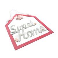 Hepsi Tasarım Home Sweet 29X35 Cm