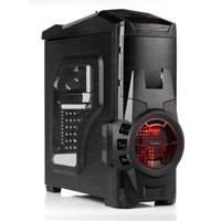 Dark Woofer 600W 80+ 2x12cm Fan, 2x USB3.0, Pencereli ATX Siyah Kasa (DKCHWFR600)