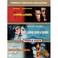 Morgan Freeman Collection (The Sum Of The Fears-along Came A Spider-kiss The Girls) ( DVD )