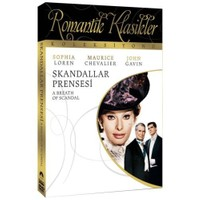 A Breath Of Scandal (Skandallar Prensesi) ( DVD )