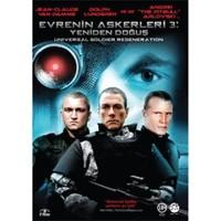 Universal Soldier: Regeneration (Evrenin Askerleri 3: Yeniden Doğuş)