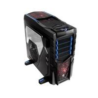 Thermaltake Chaser Full Siyah Pencereli Süper MidTower Kasa (VN300M1W2N)