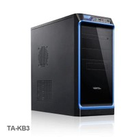 Vento Ta-Kb3 Atx Siyah/Mavi Kasa 350W