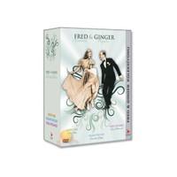 Fred Astaire & Ginger Rogers Koleksiyonu (3 Disk) Dans Edelim mi? / Dans Vakti / Denizciler Geliyor