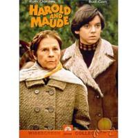 Harold And Maude (Harold ve Maude) ( DVD )