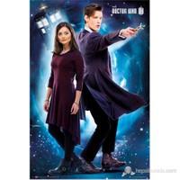 Doctor Who Clara Maxi Poster