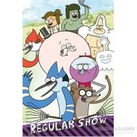 Regular Show CastMaxi Poster