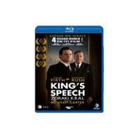 The King's Speech (Zoraki Kral) (Blu-Ray Disc)