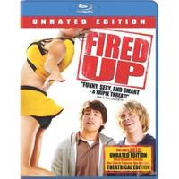 Fired Up (Ateşli Gençlik) (Blu-Ray Disc)