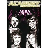 Karaoke Academy Karaoke Dvd Abba Greatest Hits