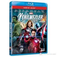 Avengers (Yenilmezler) (3D Blu-ray + Blu-ray)