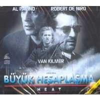 Büyük Hesaplaşma (Heat) 3 CD ( VCD )