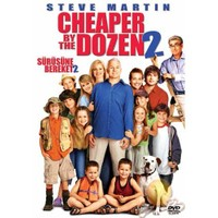 Cheaper By The Dozen 2 (Sürüsüne Bereket 2)