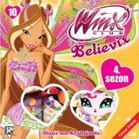 Winx Club Sezon 4 Vcd 10: Diana'nın Krallığında