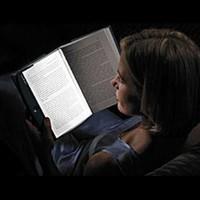 Uygun Kitap Arası Okuma Işığı