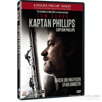Captain Phillips (Kaptan Phillips) (DVD)