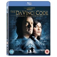 The Da Vinci Code (Da Vinci Şifresi) (Blu-Ray Disc)
