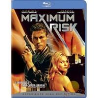Maximum Risk (Maksimum Risk) (Blu-Ray Disc)