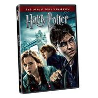 Harry Potter and the Deathly Hallows: Part 1 (Harry Potter ve Ölüm Yadigarları Bölüm 1) (Double)