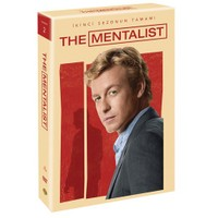The Mentalist Season 2 (The Mentalist Sezon 2) (5 Disc)